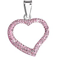 Swarovski Elements Rose 34.093,3 (925/1000; 0,8 g)