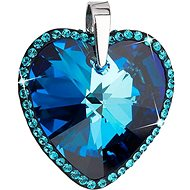 Swarovski Elements Bermuda blue 34138.5 (925/1000; 12.3 g)