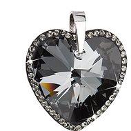 Silver night přívěsek dekorovaný krystaly Swarovski 34138.5 (925/1000; 12 g)