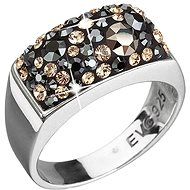Prsten dekorovaný krystaly Swarovski Colorado 35014.4 - Prsten