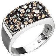 SWAROVSKI ELEMENTS Ring verziert Swarovski Colorado 35.014,4. (925/1000; 4,8 g) Größe 56 - Ring