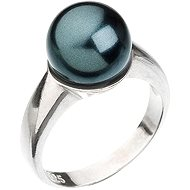 Ring verziert Swarovski Tahiti 35.022,3. (925/1000; 5,1 g) Größe 56 - Ring