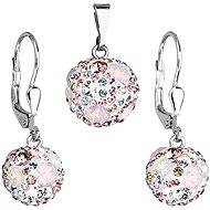 Swarovski Elements Magic rose (925/1000; 4,8 g)