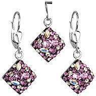 Amethyst Swarovski Elements (925/1000; 4,7 g)