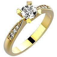 JLŠPERK ZP009Z053 (585/1000; 2.5 g) size 53 - Ring