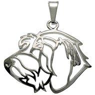Silver Paws Irish Wolfhound (925/1000; 2.22 g)