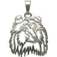 Silver Paws Kólia (925/1000; 2,17 g) - Prívesok
