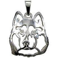 Silver Paws Sibírsky husky (925/1000; 1,80 g)
