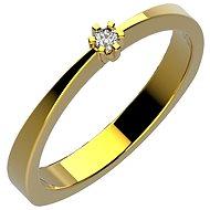 JLŠPERK ZP082Z057 (585/1000; 2,78 g) vel. 57 - Prsten