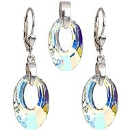 Swarovski Elements Crystal AB (925/1000; 5,7 g)
