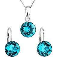 Swarovski Elements Blue Zircon 39.140,3 (925/1000, 2,6 g)