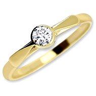 Engagement ring Gossi (585/1000; 1.5 g)