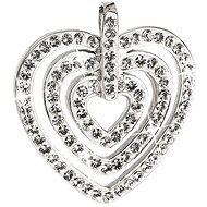 Crystal Pendant made with Swarovski® crystals 34152.1 - Charm