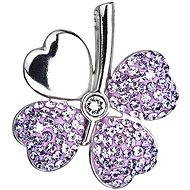 Violet pendant made with Swarovski® crystals 34163.3 - Charm