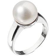 EVOLUTION GROUP 25001.1 stříbrný perlový prsten, vel. 56 - Prsten