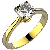 LINGER Dublin ZP003 vel.57 (585/1000; Váha 2,55g ) - Prsten