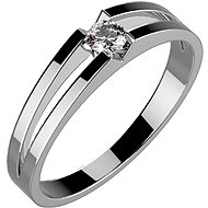 LINGER Singapur ZP012 vel.51 (585/1000; Váha 1,3g ) - Prsten