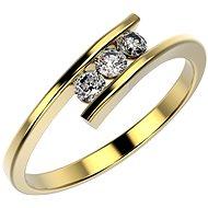 LINGER Dilí ZP015 vel.57 (585/1000; Váha 1,42g ) - Prsten