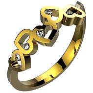 LINGER Dubbo ZP020 vel.54 (585/1000; Váha 1,2g ) - Prsten