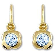 Earrings Gossi (585/1000; 0.95 g)