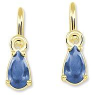 Earrings Gossi (585/1000; 0.95 g)