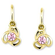 Earrings Gossi (585/1000; 0.8 g)