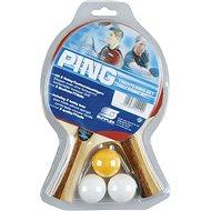 Ping (2 Schläger, Bälle 3) - Set Fledermäuse