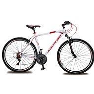 Olpran Player 28 - bílá/červená (2017) - Cyclocross bike