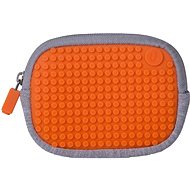 Pixel Tasche orange 06