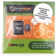 Smartmaps Navigator pro Teasi - Karta