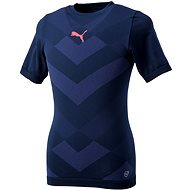 Puma Evo TRG ACTV Techical Tee blue XL