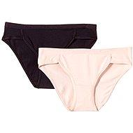 Puma daily basic bikini 2P Light pink gray M