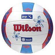 Wilson AVP Hawaii Red/Blue - Beachvolejbalový míč