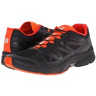 Salomon Sonic for black / black / red tomato UK 9.5