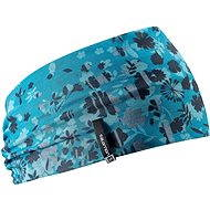 Salomon Bandana tube teal blue f/light onix