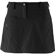 Salomon Wayfarer Skirt W Black 34