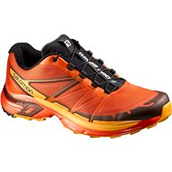 Salomon Wings pro 2 Tomato red/clementine-x/yego 9,5