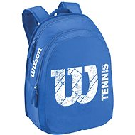 Tennis backpack Wilson JUNIOR MATCH BLUE