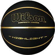 Wilson Highlight 295 Black Gold - Basketball