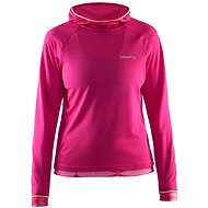 CRAFT Sweatshirt W fuchsia L - Sweatshirt