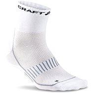 CRAFT weiße Socken Trainings 40-42