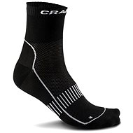 Trainings CRAFT Socken schwarz 46-48