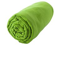 Sea to Summit, DryLite towel antibacterial L Lime