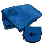 Sea to Summit Pocket Towel M Cobalt - Ručník