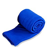 Sea to Summit, Pocket Towel L Cobalt blue
