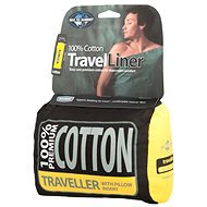 Sea to Summit Cotton Travel Liner - Traveller with Pillow