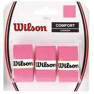 Tennisschläger Wilson PRO OVERGRIP PINK - Tennis-Griffband
