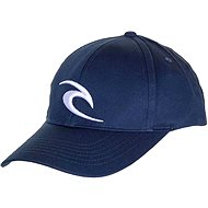 Rip Curl Icon Snapback Cap Dark Denim Tu