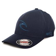 Rip Curl Tepin Curve Peak-Cap Navy Tu