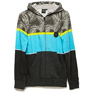 Rip Curl Team Rider Hz Fleece Boy Blue Atoll size 12